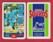 Coventry City Dion Dublin England S95